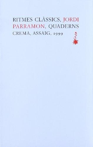 Ritmes clàssics (Assaig) por Jordi Parramon