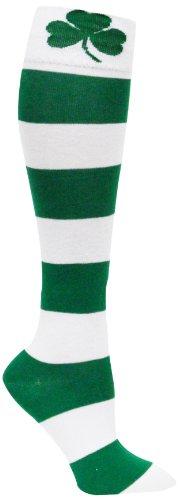 Donegal Bay Irland gestreift Kleid Socken