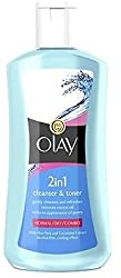Olay 2 In 1 Cleanser & Toner 200ml With Ayur Product In Combo
