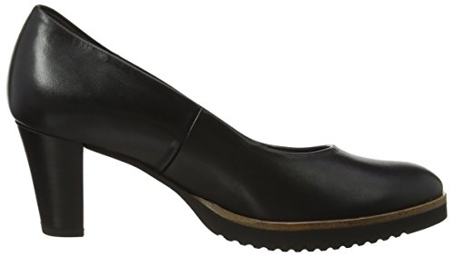 Gabor Comfort Fashion, Scarpe con Tacco Donna Nero (Schwarzss/c As)
