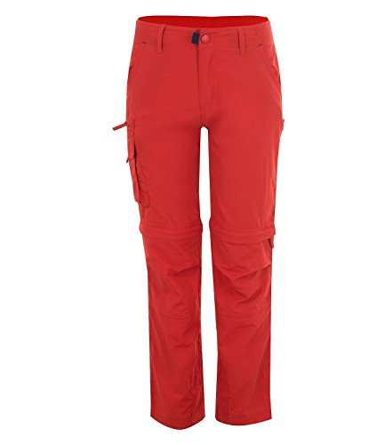 Trollkids Jungen Hose Rot rot 12 Jahre (152 cm)