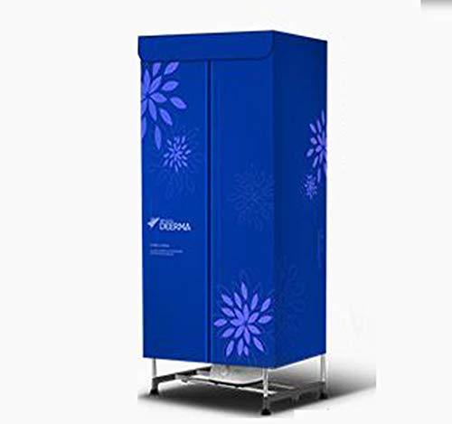 JIAHGJ Wäschetrockner, Haushaltselektrik 360 ° Schnelltrocknend Große Kapazität Mit Entfeuchtungsfunktion, 850W