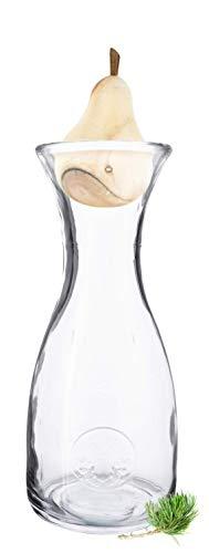 ZirbenBirne inkl. Zirben-Wasserkaraffe Misura (1 Liter)