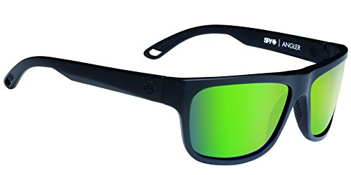 ae909bb1a4f Spy 0648478750616 Optic Angler Polarized Rectangular Sunglasses ...