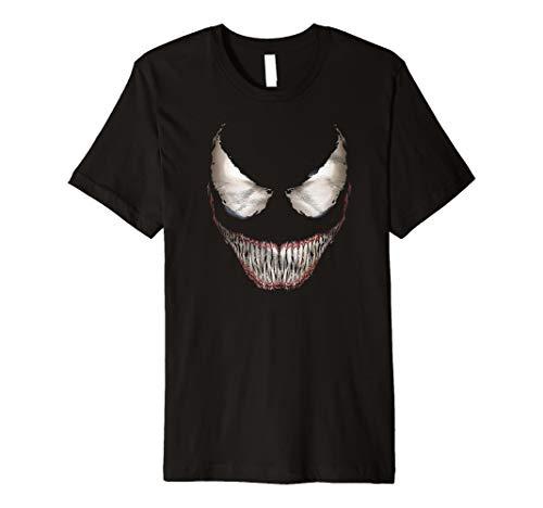 (Furchtsames frequentiertes Halloween-Kürbis-Gesichts-Hemd)