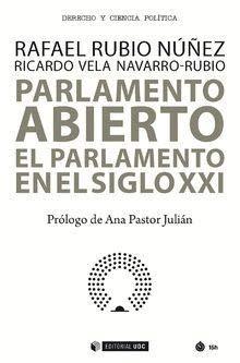 Parlamento abierto (Manuales) por Rafael Rubio Núñez
