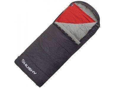 Deckenschlafsack Guty -10°C grey