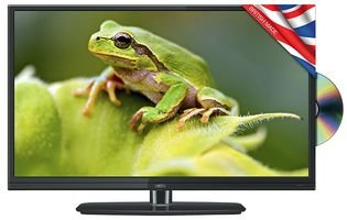 Cello C22230F 22-Inch Full HD LED TV with Freeview and DVD Combi