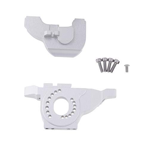 Sharplace Metall Motorhalter Motorsitz Motor Halter für Traxxas TRX-4 1:10 RC Car Crawler