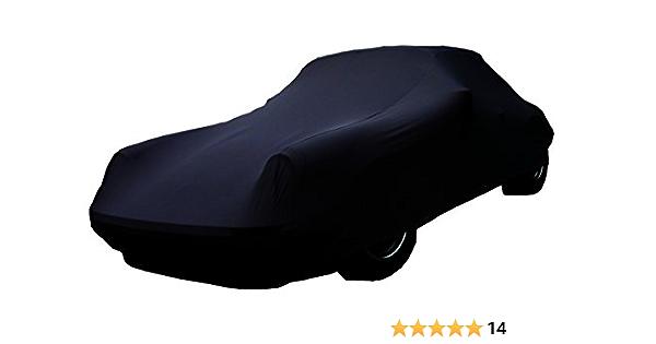 Car-e-Cover Autoschutzdecke Perfect Stretch atmungsaktiv f/ür den Innenbereich Farbe Schwarz elegant formanpassend