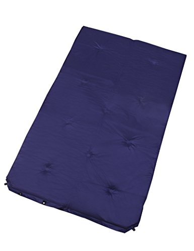 Cama inflable plegable a prueba de humedad --- al aire libre RBI Almohadilla inflable Barrera de humedad Cojín inflable automático tienda cámping almohadilla para dormir colchón --La alta calidad se puede coser cama inflable ( Color : 2 )
