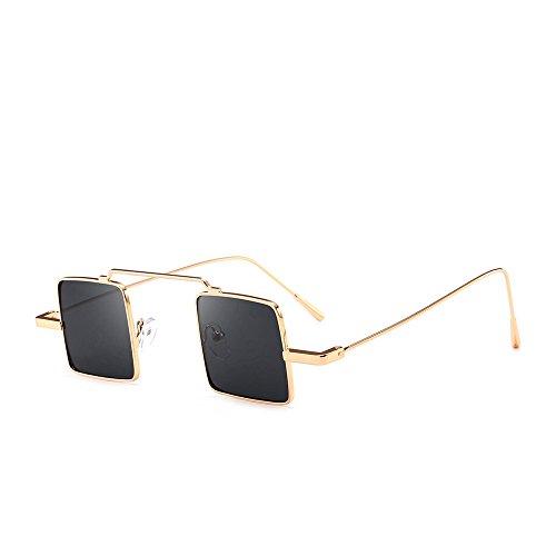 YWLINK Damen Herren Platz Sonnenbrillen Integrierte UV-GläSer Unisex Klassisch Strand Urlaub Retro Brillen