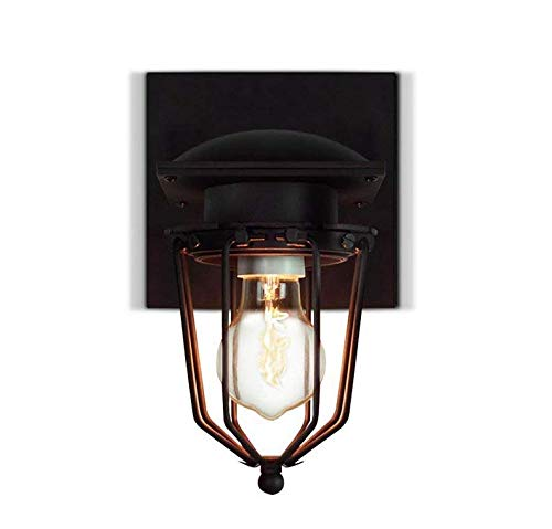 Chandeliermoon-Lampe anpassen Wirtschaft Wand amerikanische Vintage Stadt industriellen Wind Terrasse Korridor magische Eisen Zimmer (außer Lichtquelle)