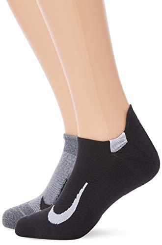 Nike Unisex Erwachsene Colosseum 1 Sneakersocken (2 Paar), Mehrfarbig (914), L/EU 42-46