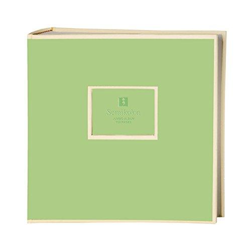 jumbo-album-verde-pastello-50-fogli-di-cartoncino-foto-beige-con-fogli-intermedi-in-pergamena-libro-