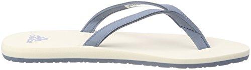 raw Femme chalk Piscine de Plage Essence S18 Grey Chaussures Wht Eezay Raw et Gris adidas S18 Grey cWwq0F61n7