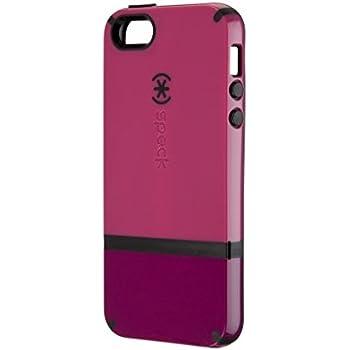 Speck CandyShell Flip Coque pour iPhone 5/5S Framboise/Noir