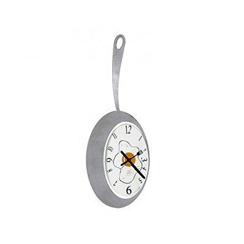 arti-e-mestieri-orologio-da-parete-omelette-grigio-design-made-in-italy
