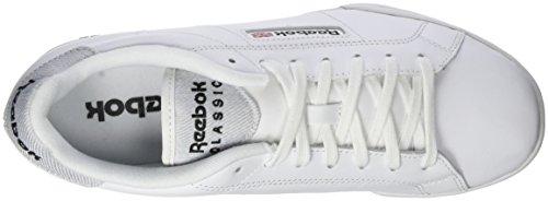Reebok Unisex-Erwachsene Npc Rad Pop Low-Top Weiß (White/Black)