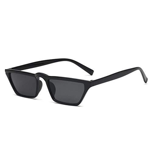 SNXIHES Sonnenbrillen Mode Cat Eye Sonnenbrille Männer Frauen Small Size Flat Top Sonnenbrille Damen Outdoor Reisen Brillen Uv400 Ic186-5