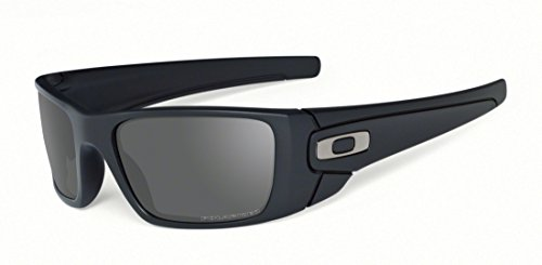 Oakley - Lunette de soleil FUEL CELLP Fuel Cell Écran - Homme, matte black/grey polarized/Grey Polarized