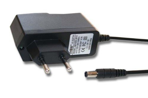 vhbw 220V Netzteil Ladegerät Ladekabel (12V/0.7A) für Makita Baustellenradio BMR100(W) BMR101(W) BMR102 BMR102W BMR103 BMR103B BMR104 wie SE00000078.