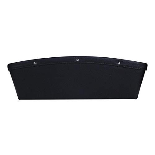 ASADVE Autositz Slit Pocket Leder Catcher Aufbewahrungsbox - Schutt-catcher