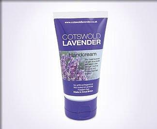 Lavendel Handcreme (Tube)