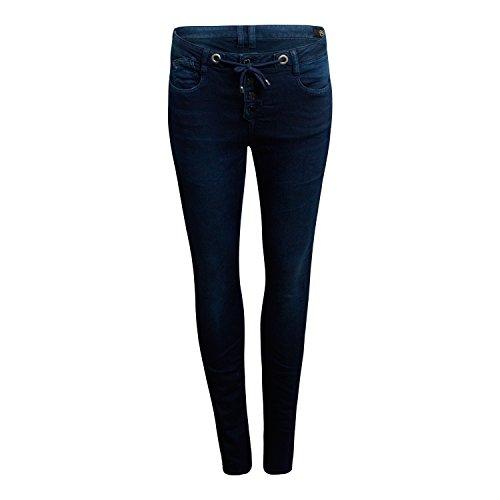 Le Temps des Cerises -  Pantaloni  - boyfriend - Donna Blau W27