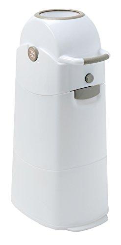 *Geruchsdichter Windeleimer Diaper Champ medium – für normale Müllbeutel*