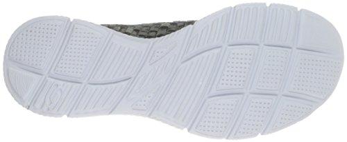 Skechers - EqualizerVivid Dream, Sneakers da donna Nero (Bkw)