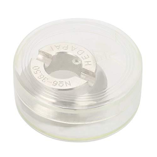 Abridor de carcasa trasera de reloj de 36,5 mm, abridor de tornillos y herramienta de reparación de relojes para reloj Rolex/Tudor