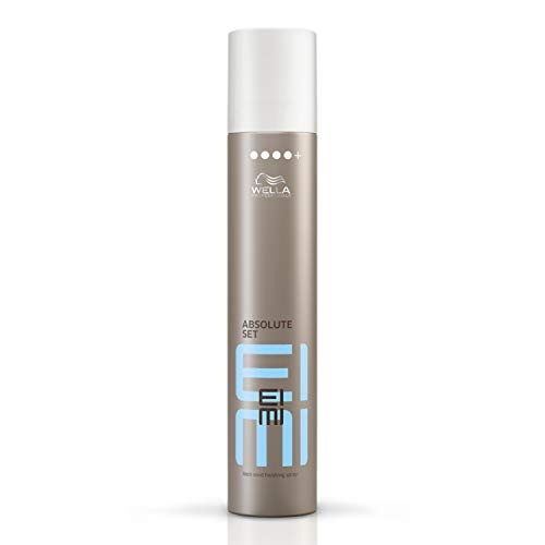Wella Fashion (Wella EIMI Absolute Set Professionelles Haarspray,1er Pack (1 x 300 ml))