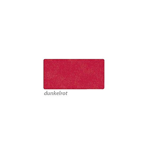 Seiden-Papier, 50 x 70 cm, 25 Bg., dunkelrot -