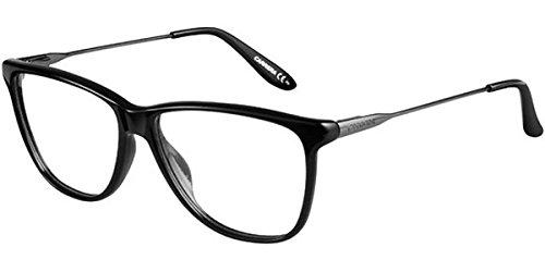 Carrera Für Frau Ca6624 Black / Dark Ruthenium Kunststoffgestell Brillen, 53mm
