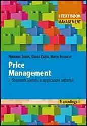 Price management vol. 2 - Strumenti operativi e applicazioni settoriali