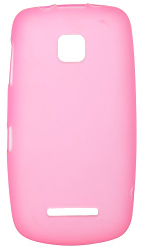 iCandy Back Cover for Nokia Asha 311 (Pink)  available at amazon for Rs.109