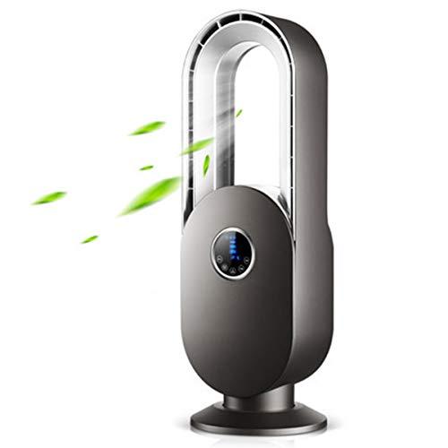 Preisvergleich Produktbild WSSZZ319 Turmventilatoren Elektrische Haushaltskühlung Bodenständer Kühler Fernbedienung Vertikales Blattloses Timing Klimaanlage Ventilator