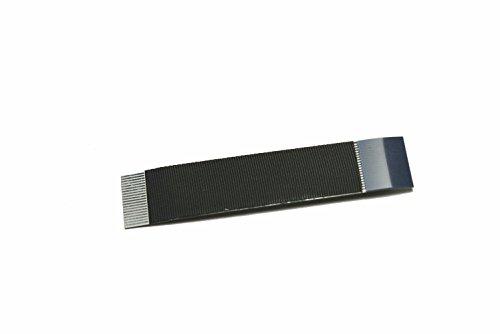 ffc kabel Schwarze Flache weiche dünne FFC-Kabel für HDMI-Anschlüsse 20 Pins B-Version Pins auf der Anderen Seite des Kabels (5CM)