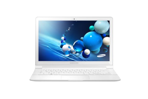 Samsung ATIV Book 9 Lite 13.3-inch Touchscreen Laptop - White (Quad Core 1.4GHz, 4GB RAM, 128GB SSD, LAN, WLAN, BT, Webcam, Integrated Graphics, Windows 8)