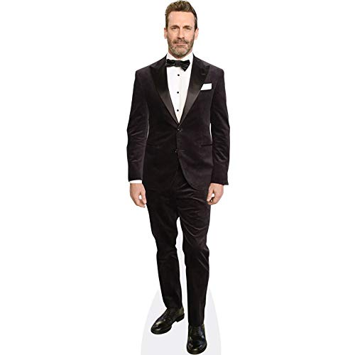 Mini Bow Tie (Celebrity Cutouts Jon Hamm (Bow Tie) Pappaufsteller Mini)