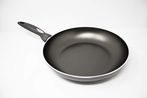 Jean-Patrique BioCeramic High Frying Pan | Professioneller Koch Küche Kochen Edelstahl Non Stick- 28 Cm Köche Pan