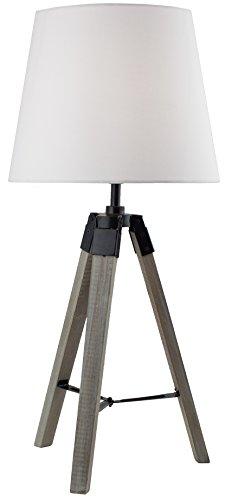 Brubaker Lampe De Table De Chevet Design Moderne