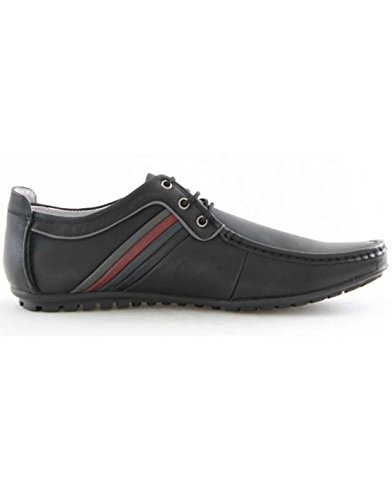 Goor - Chaussure bateau homme Goor FP 102 Noir Noir