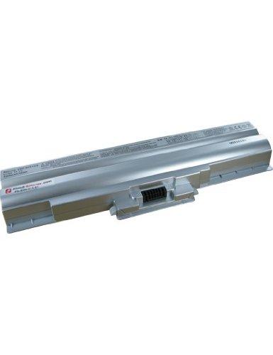 Batterie pour SONY VAIO VGN-FW21E, 11.1V, 4400mAh, Li-ion