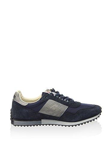 Lotto Tokyo Targa, Chaussures De Sport Bleu Marine Pour Hommes