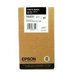 Epson T6031 (C13T603100) Original High Capacity Photo Black Ink Cartridge lowest price
