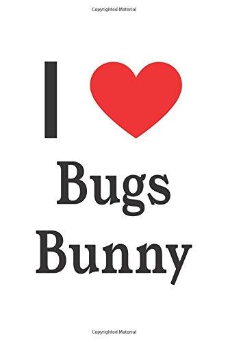 I Love Bugs Bunny: Bugs Bunny Designer -