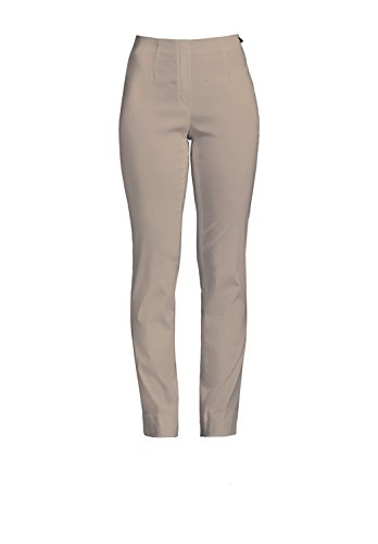 "Robell ""Ich will Marie"" - Pantaloni stretch, Slim Fit helltaupe(13)"