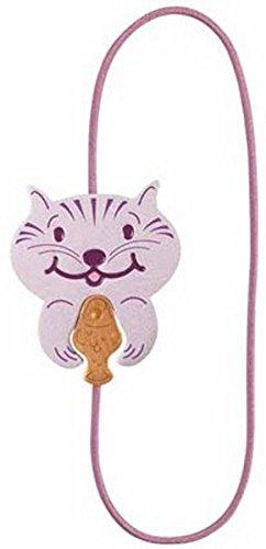 Preisvergleich Produktbild Artisan Bookmarks - Katze: Elastisches Leseband mit Metallschließe